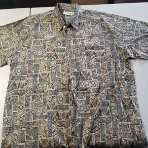 Tori Richard Hawaiian shirt
